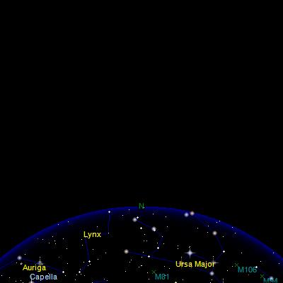 Sky Map Online - Interactive sky map