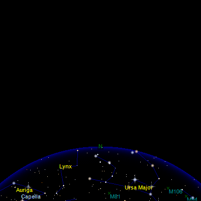 Sky Map Online - Star map generator
