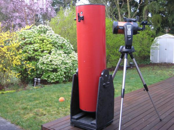 How much magnification do I need to have for my telescope to see the Moon, ...
